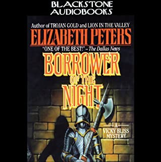 Borrower of the Night audiobook cover art