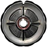 Rollstuhl Speichenschutz (Paar) für Greifreifen 52,51 bis 53,50cm Außendurchmesser, Runde Halter - Enjoliveur rétro