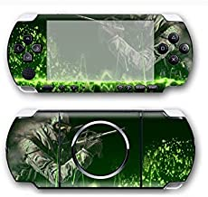 Call of Duty psp vita 3000 skin decal for console