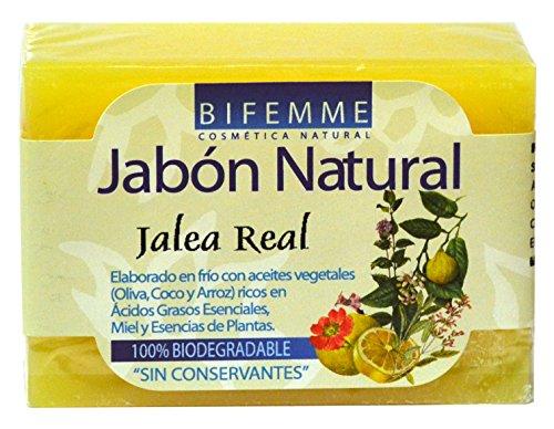 Bifemme Jabón de jalea real - 100 gr