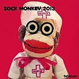 2013 Sock Monkey Wall Calendar