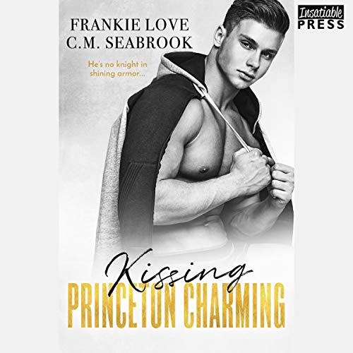 Kissing Princeton Charming audiobook cover art