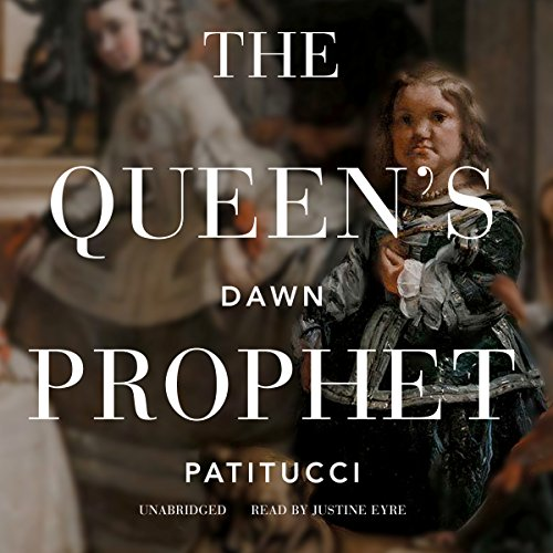 The Queen's Prophet audiobook cover art