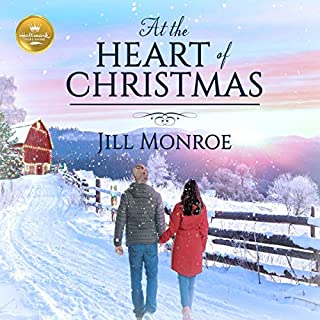 At the Heart of Christmas audiobook cover art