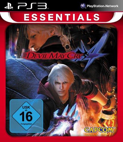 Devil May Cry 4 [Essentials] [Importación Alemana]