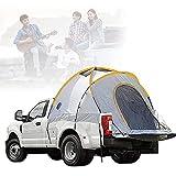 JTYX Tienda de campaña/Tienda de camioneta Impermeable de Tela Oxford 210D para Acampar al Aire Libre Carpa de Cama de camión de Pesca Adecuado para 1-2 Personas