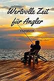 Wertvolle Zeit für Angler - Fangbuch: A5 Fangbuch | Fang Logbuch | Angler Notizbuch | Angelerfolge | Angel Fangbuch | Weißhirsch | Geschenkbuch für ... Anglerinnen, Kinder, Männer und Frauen