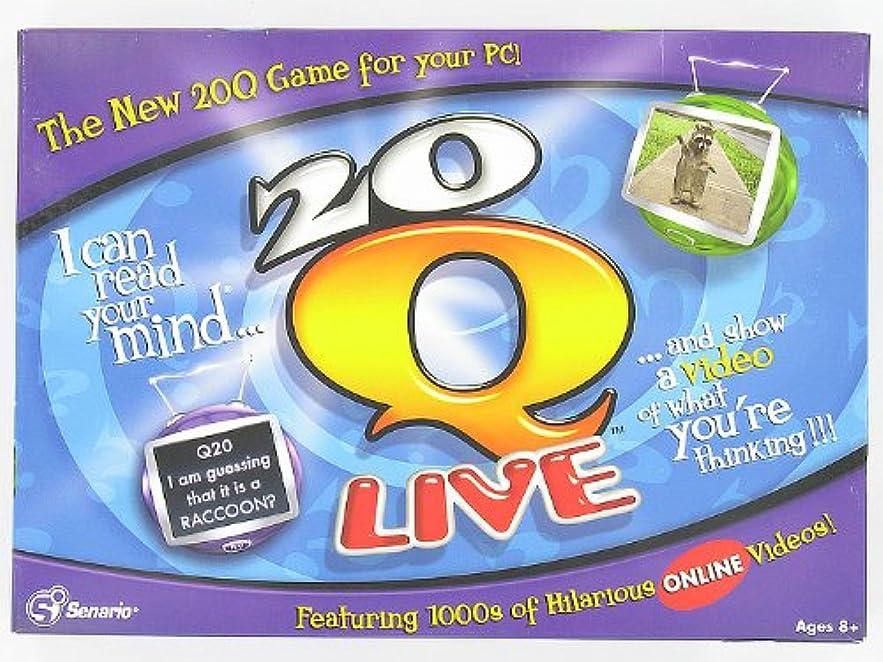 墓地同行提出する20Q Live Game for PC by Senario - USB Key (輸入版)