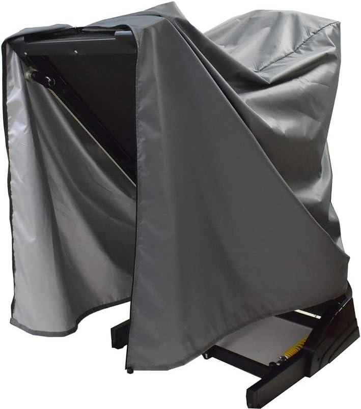 Mini Lustrous Treadmill Cover, Folding Running Machine Protectiv