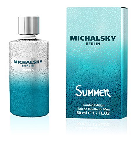Michalsky Berlin Summer Men Eau De Toilette, 50 ml