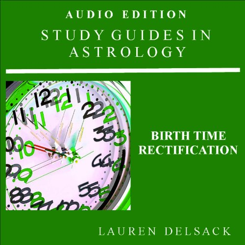 Birth Time Rectification audiobook cover art