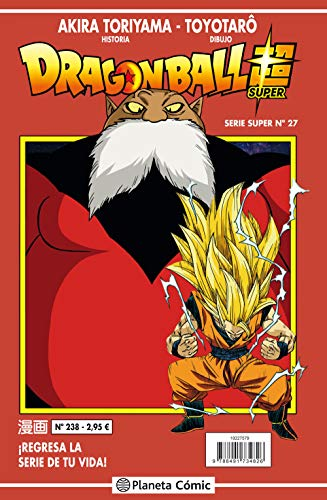Dragon Ball Serie roja nº 238 (Manga Shonen)