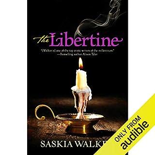 The Libertine audiobook cover art