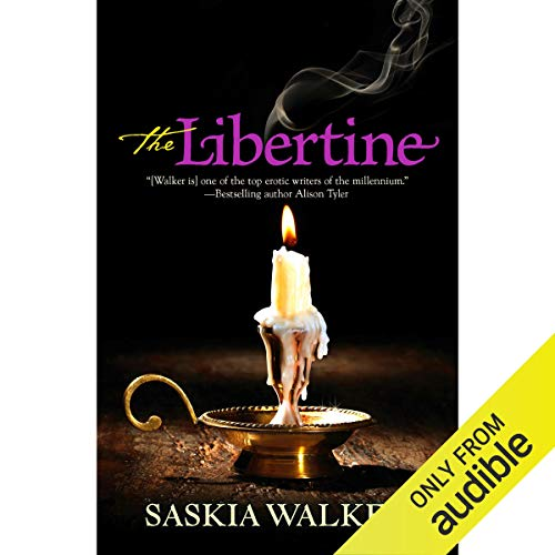 The Libertine  By  cover art