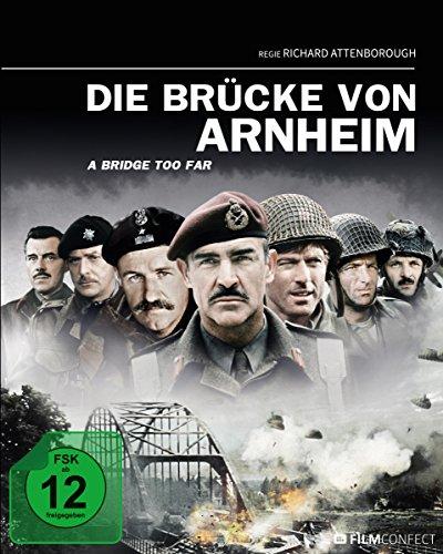 Die Brücke von Arnheim - Limitiertes Mediabook (+ Original Kinoplakat) [Blu-ray]