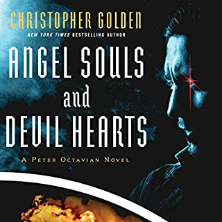 Angel Souls and Devil Hearts audiobook cover art