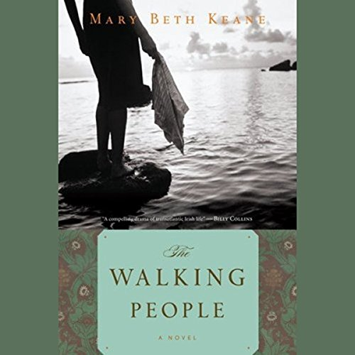 The Walking People audiobook cover art