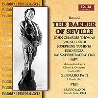Rossini: Barber of Seville