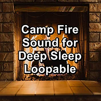 Camp Fire Sound for Deep Sleep Loopable