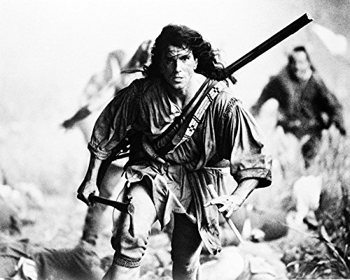 Erthstore 8x10 inch Photograph of Daniel Day-Lewis in The Last of The Mohicans
