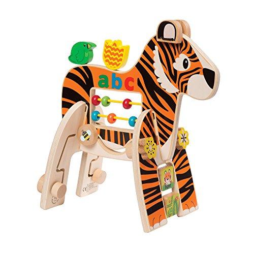 Manhattan jouet en bois Jouet d'éveil, tigre