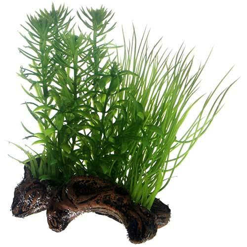 Hobby 51598 Flora Root 3, L, Wurzelnachbildung mit Kunstpflanzen