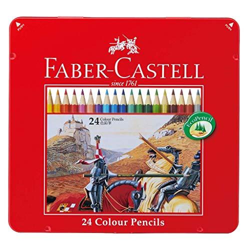 油性色鉛筆 24色セット TFC-CP/24C