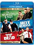 WORLD'S END/FUZZ/SHAUN TRILOGY BD WS [Blu-ray]