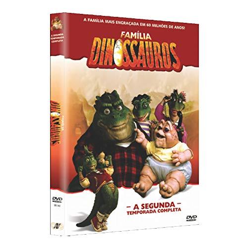 Família Dinossauro - Segunda Temporada Completa