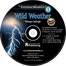 Wild Weather English-Spanish Extreme Reader Audio CD (Extreme Readers)
