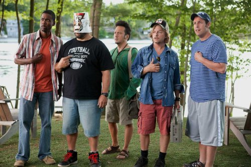 Grown Ups 2 Movie Poster Photo Limited Print 27x40 Adam Sandler Kevin James Chris Rock David Spade Shaq Taylor Lautner Salma Hayek #10