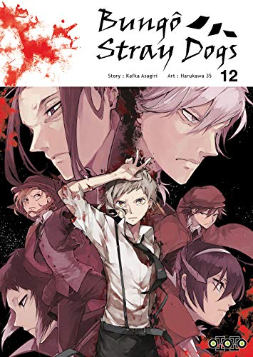 Bungô Stray Dogs, Tome 12 :