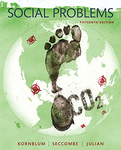 Social Problems Plus NEW MyLab Sociology for Social Problems -- Access Card Package (15th Edition)