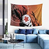 """Return To Dust Bucky Barnes Tapestry,Wall Hanging Room Living Tapestrys Home Decorative Bedroom Art Tapestries-60"""" X 40 -  Zhongtian"""