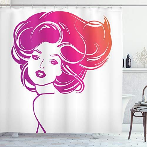 cortinas salon tropical