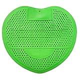 LAVALINK 1pc Pissoir Schirm Pissoir Deodoriser Mat Aromatische Kugel Dreieck Block Filter Lederpolster Urinal Fragrance Toiletten-Matte Badezimmer Supplies