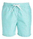 Kanu Surf Men's Swim Trunks, Monaco Green, Medium