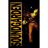 Soundgarden Flagge Fahne POSTERFLAGGE Louder Than Love