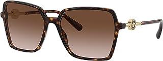 Versace VE4396F Sunglasses - (108/13) Havana/Brown Gradient - 58mm