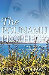 Cover image - The Pounamu Prophecy by Cindy Williams
