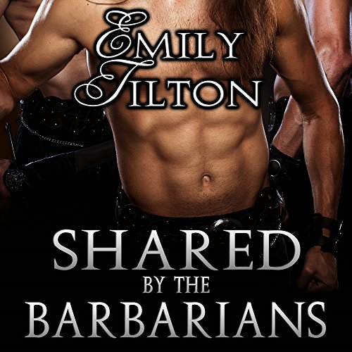Shared by the Barbarians audiobook cover art