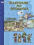 Histoire des sciences en BD 1 - De l'âge de pierre à la Grèce Antique