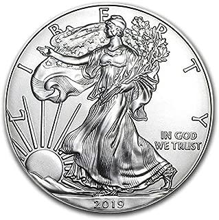2019 American Eagle Silver Coin 1 oz 999 Fine Silver $1 Brilliant Uncirculated New