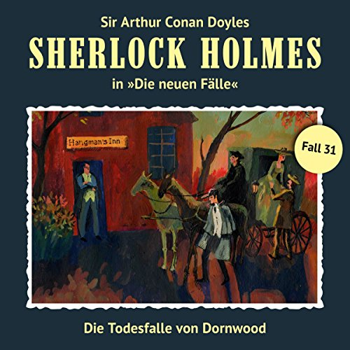 Die Todesfalle von Dornwood Titelbild