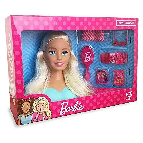 Boneca Barbie Styling Head Core, Pupee, Busto