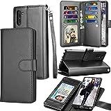 Galaxy Note 10 Case, Galaxy Note 10 Wallet Case, Luxury Cash...