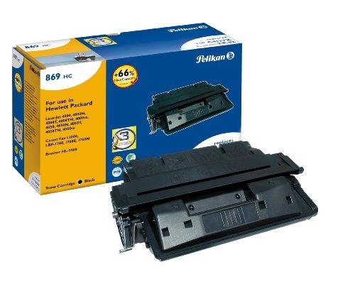 Pelikan Toner ersetzt HP C4127X (passend für Drucker HP LJ 4000, LJ 4050; Canon LBP - 1760 / -E)