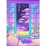 N/A Canvas Pintura Pintura en la habitación Set Arte para la decoración casera sin Marco