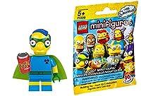 レゴ(LEGO) ミニフィギュア ザ・シンプソンズ シリーズ2 放射能坊やミルハウス LEGO Minifigures The Simpsons Series2 Fallout Boy Milhouse 【71009-6】