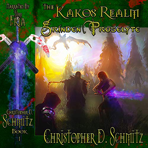 Grinden Proselyte audiobook cover art